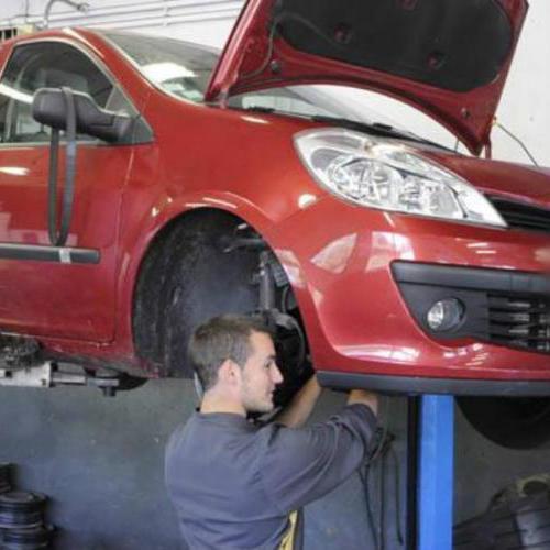 Garage automobile en Haute-Savoie