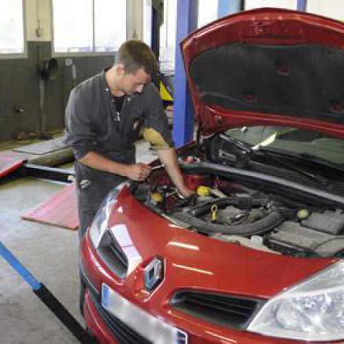 Vidange et entretien Renault et Dacia