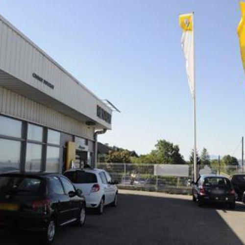 Garage Chamot-Duperray  en Haute-Savoie