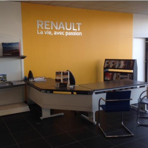 Vente Renault Dacia