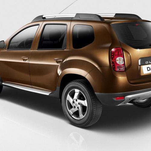 Dacia Duster : Garage Chamot-Duperray