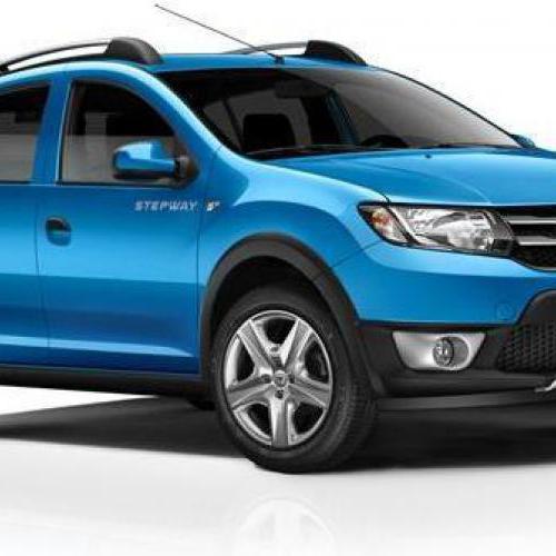Dacia Sandero Stepway : Garage Chamot-Duperray